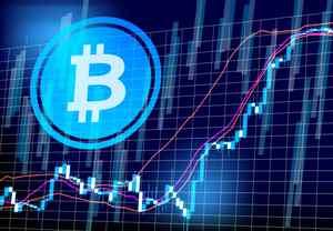 仮想通貨の高騰