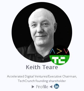 Keith Teare