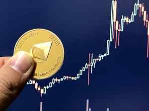 仮想通貨イメージ
