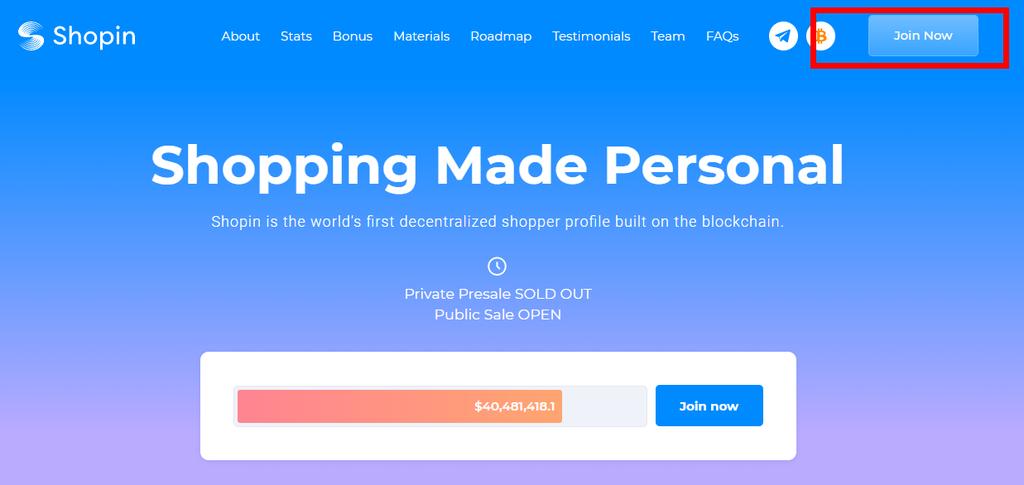 shoppin登録画面1