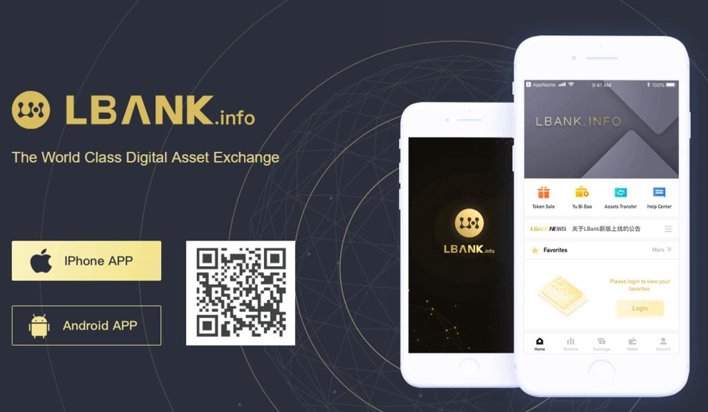 lbankアプリ