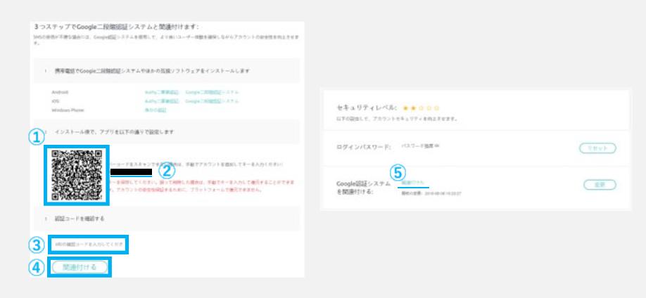 CoinEX登録3