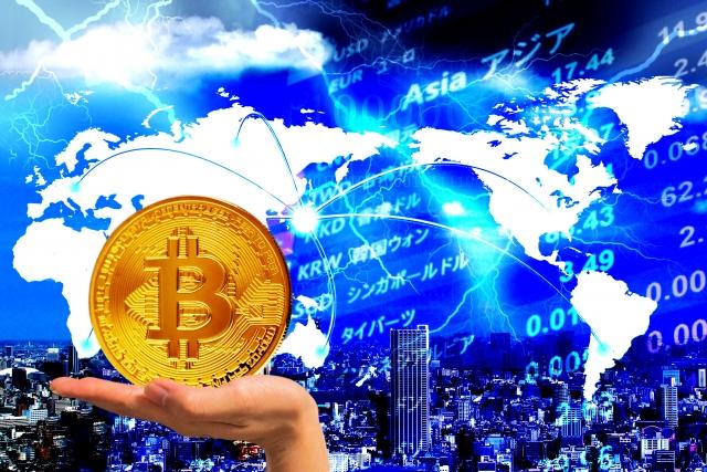 ビットコインと世界情勢