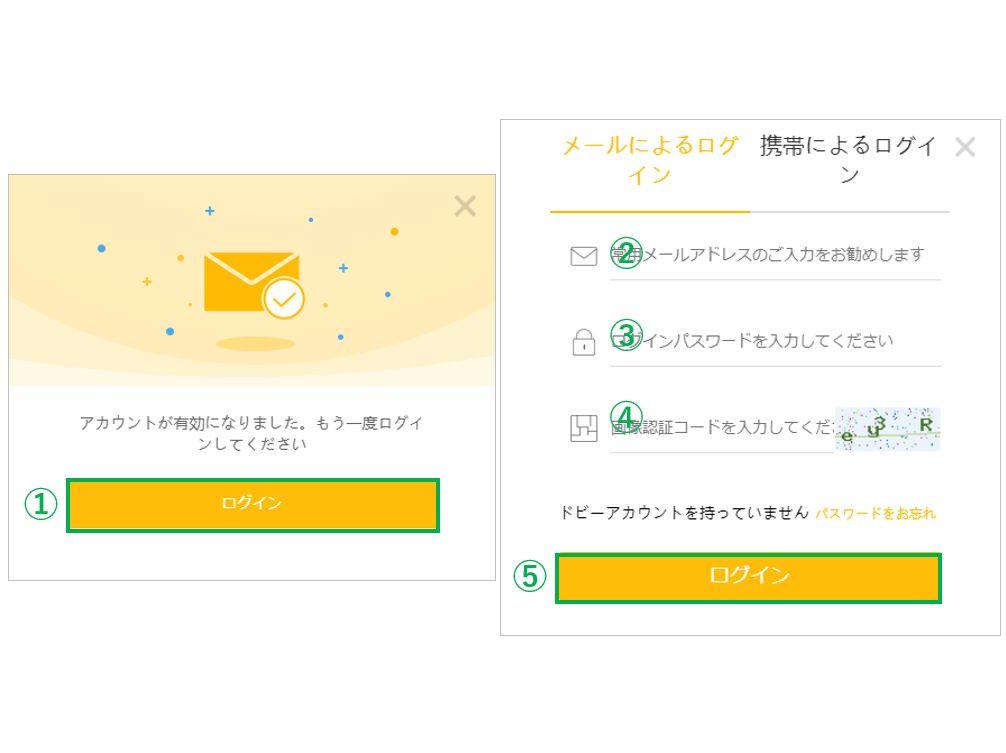 DOBI登録3